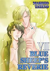 BLUE SHEEP'S REVERIE (Yaoi Manga) Vol. 8