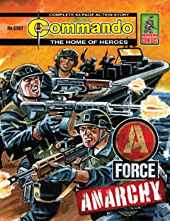 Commando #5387: A-Force: Anarchy