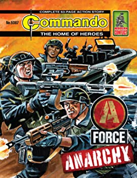 Commando No.5387: A-Force: Anarchy