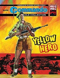 Commando #5388: Yellow Hero
