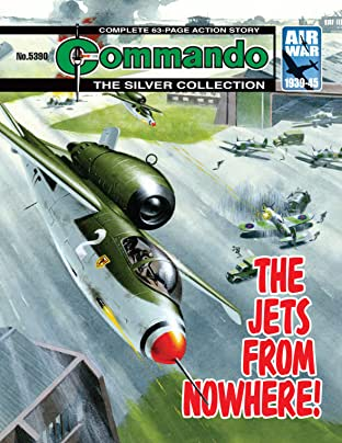 Commando #5390: The Jets From Nowhere!