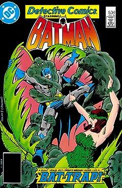 Detective Comics (1937-2011) #534