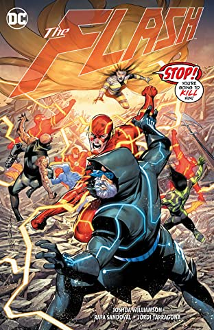 The Flash (2016-) Tome 13: Rogues Reign
