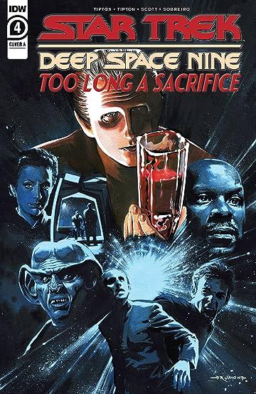 Star Trek: Deep Space Nine—Too Long a Sacrifice #4