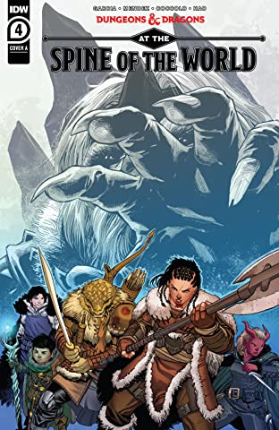 Dungeons & Dragons: At the Spine of the World #4 (of 4)