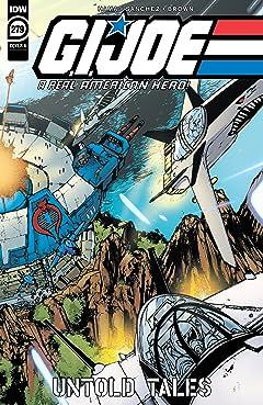 G.I. Joe: A Real American Hero #279