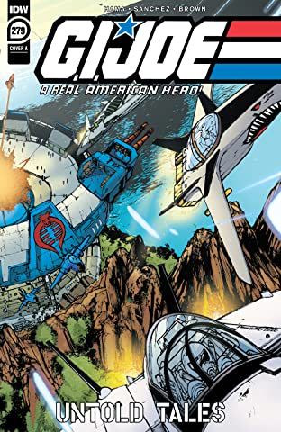 G.I. Joe: A Real American Hero #279