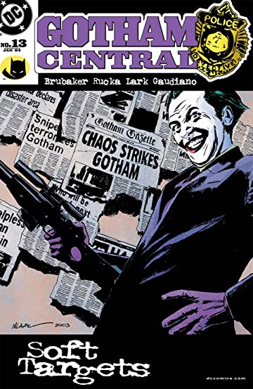 Gotham Central #13