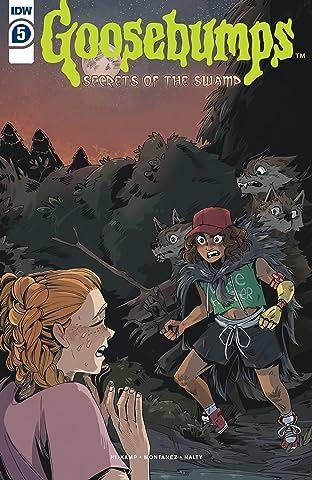Goosebumps: Secrets of the Swamp #5 (of 5)