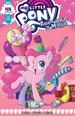 My Little Pony: Friendship is Magic No.94