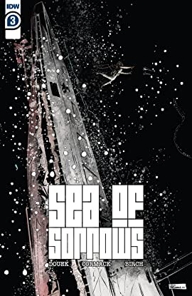 Sea of Sorrows #3 (of 5)