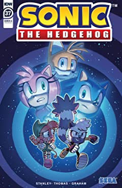 Sonic The Hedgehog (2018-) No.37