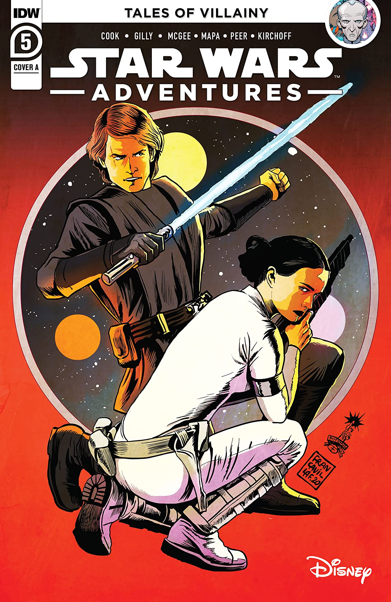 Star Wars Adventures (2020-) #5