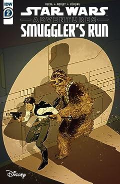 Star Wars Adventures: Smuggler's Run No.2 (sur 2)