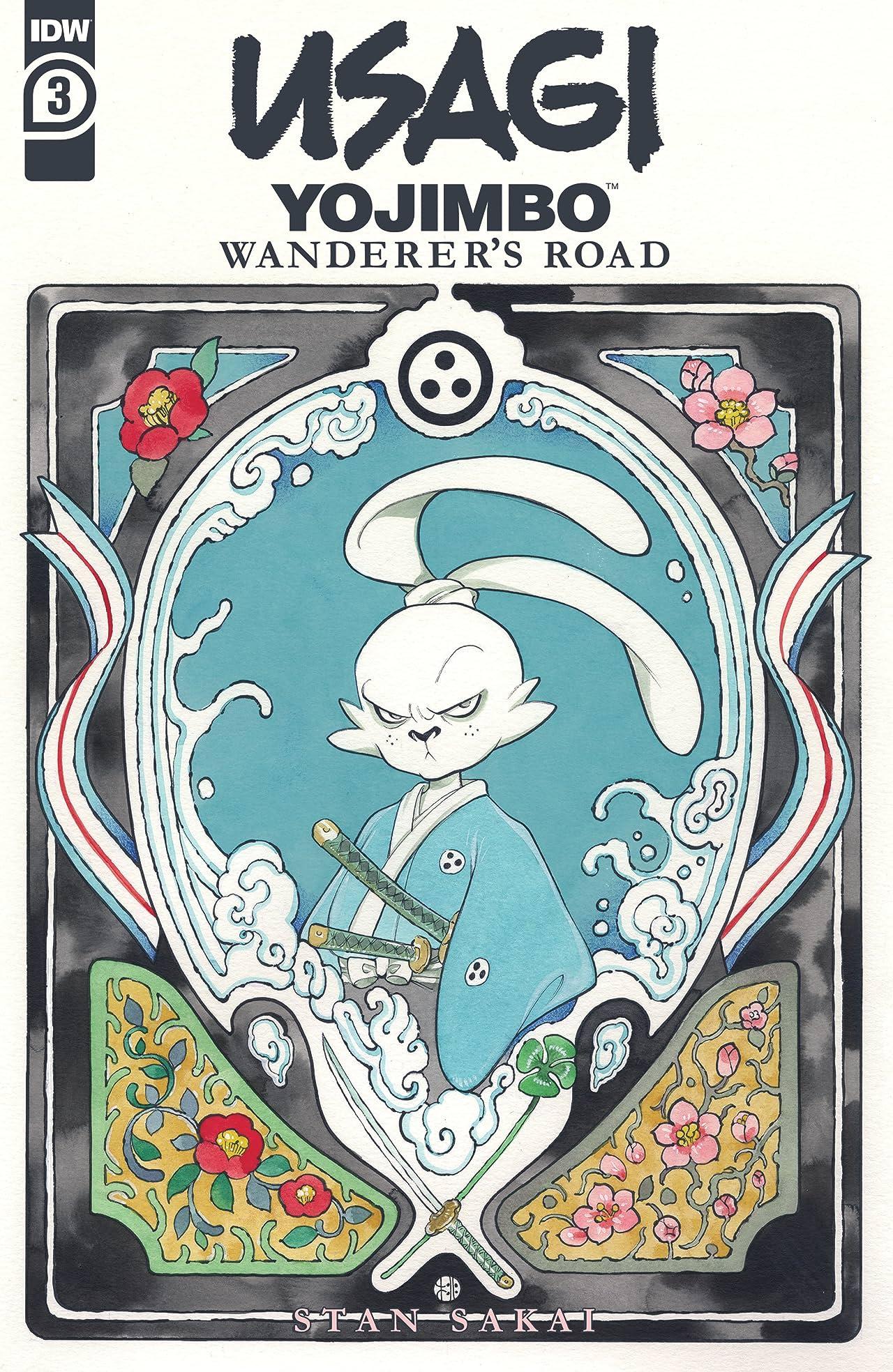Usagi Yojimbo: Wanderer's Road #3 (of 7)