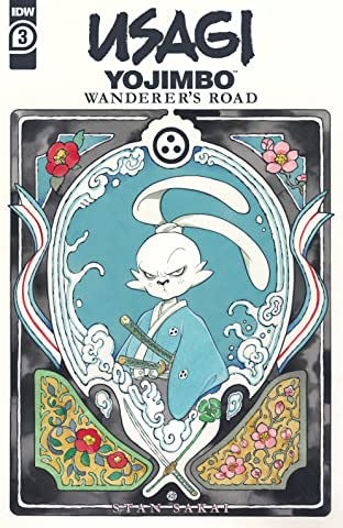 Usagi Yojimbo: Wanderer's Road #3 (of 7)