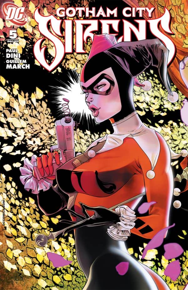 Gotham City Sirens #5