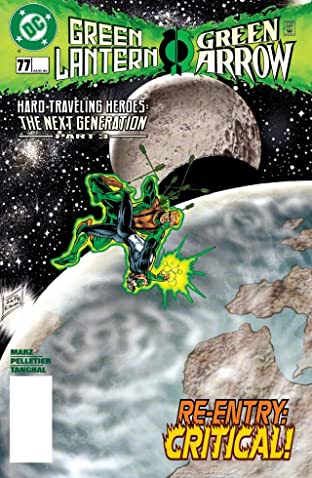 Green Lantern (1990-2004) #77