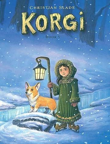 Korgi (Book 5): End of Seasons