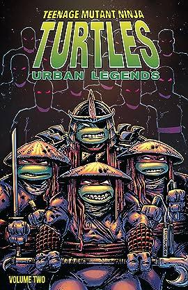 Teenage Mutant Ninja Turtles: Urban Legends Vol. 2