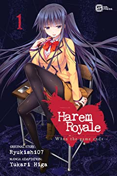Harem Royale -When the Game Ends- Vol. 1