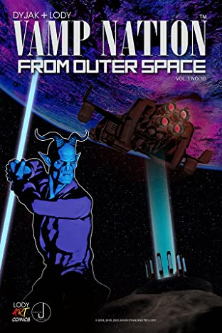Vampire Nation from Outer Space #10