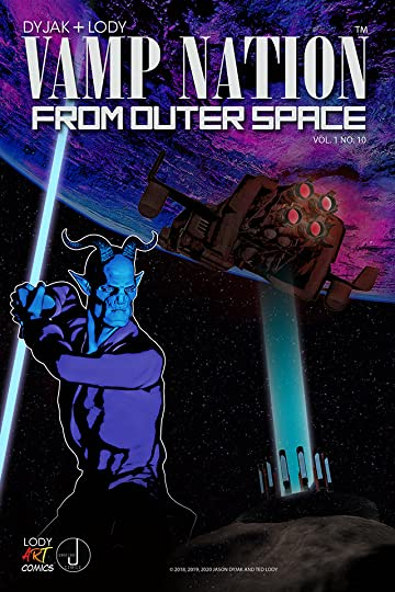 Vamp Nation from Outer Space Vol. 10: Vamp Nation from Outer Space #10