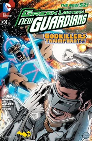 Green Lantern: New Guardians (2011-2015) #30
