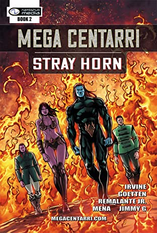 Mega Centarri Book 2: Stray Horn