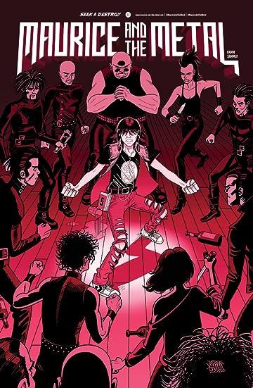 Maurice & The Metal #2