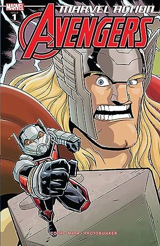 Marvel Action Avengers (2020-) #1