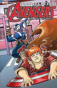 Marvel Action Avengers (2020-) #2