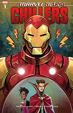 Marvel Action: Chillers (2020-) #1 (of 4)