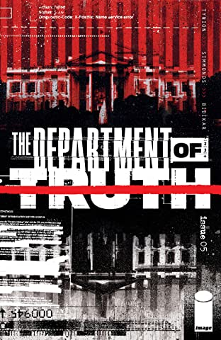 The Department of Truth No.5