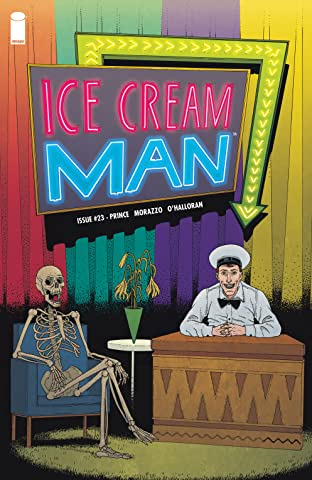 Ice Cream Man No.23