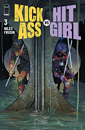 Kick-Ass Vs. Hit-Girl #3 (of 5)