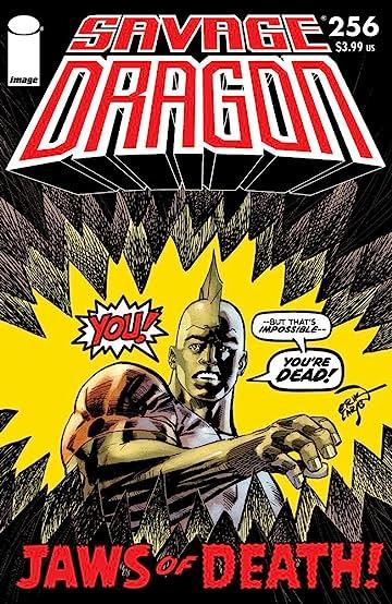 Savage Dragon No.256