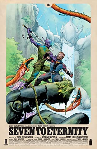 Seven To Eternity No.16
