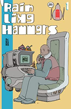 Rain Like Hammers #1 (of 5)