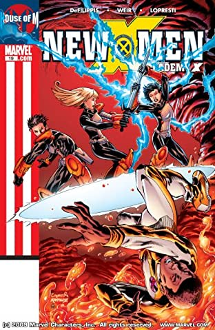 New X-Men (2004-2008) No.19