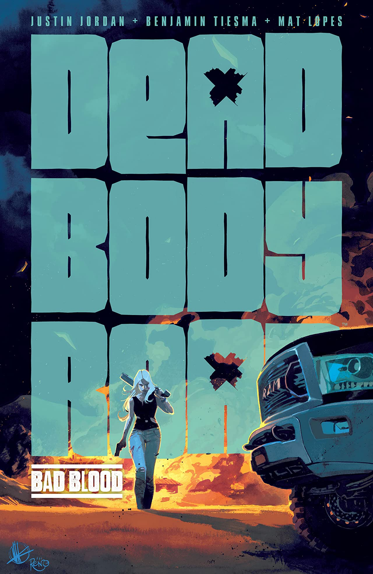 Dead Body Road Vol. 2: Bad Blood