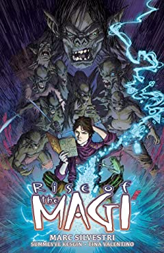 Rise of the Magi Vol. 1