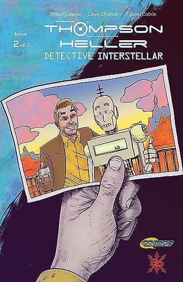 Thompson Heller:  Detective Interstellar #2