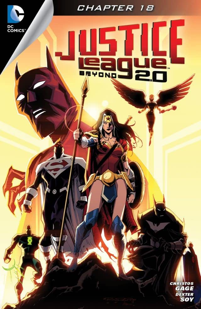 Justice League Beyond 2.0 (2013-2014) #18