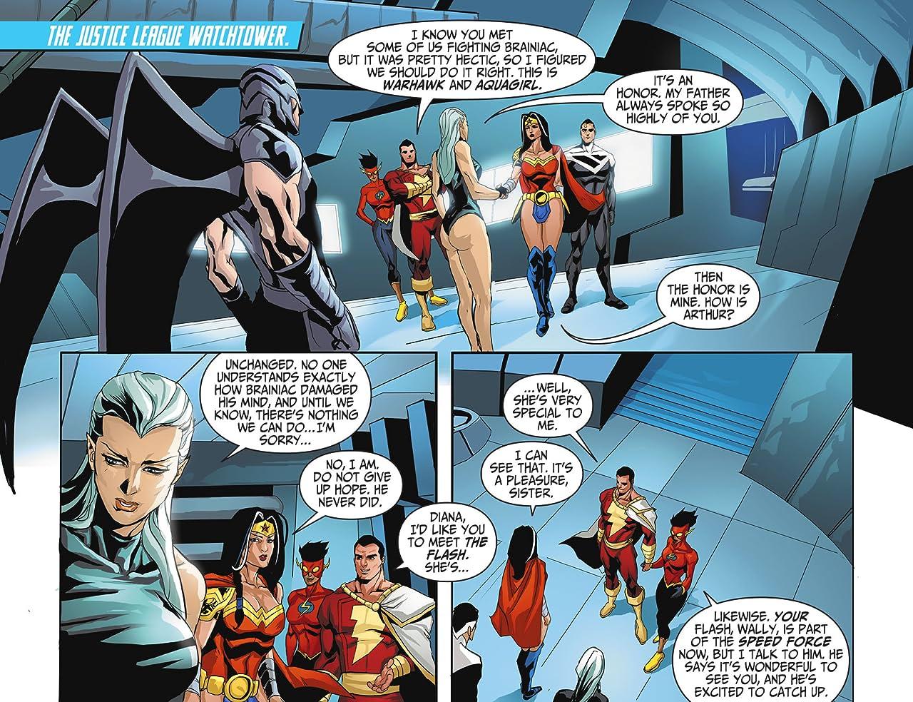 Justice League Beyond 2.0 (2013-2014) #18