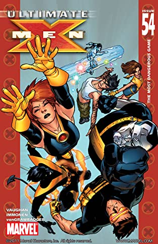 Ultimate X-Men #54