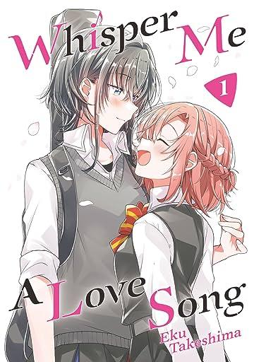 Whisper Me A Love Song Vol. 1