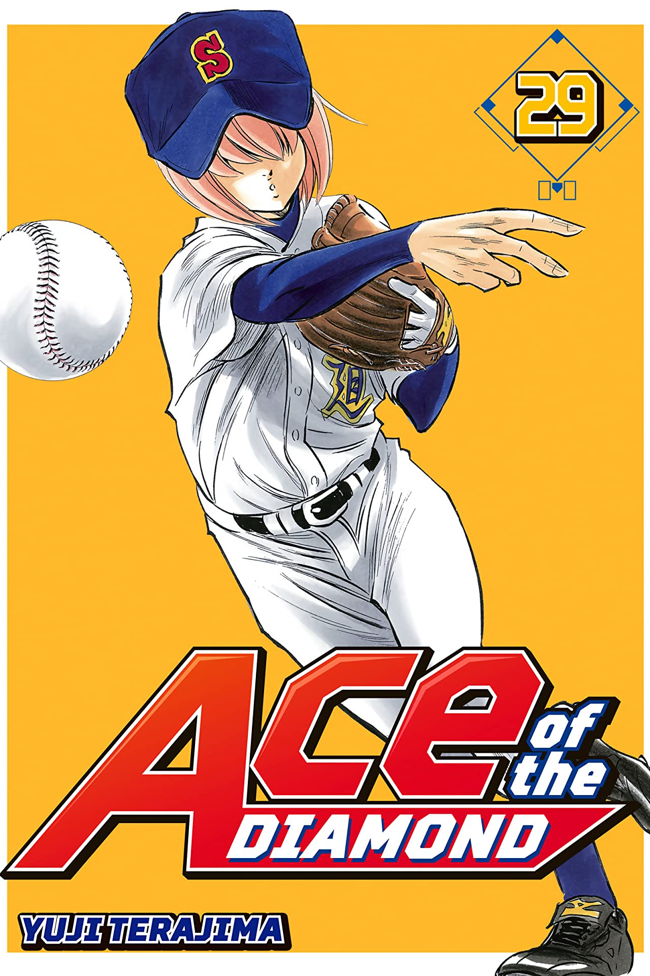 Ace of the Diamond Tome 29
