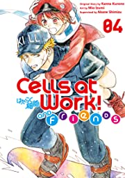 Cells at Work and Friends! Vol. 4