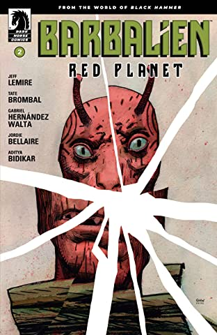 Barbalien: Red Planet No.2